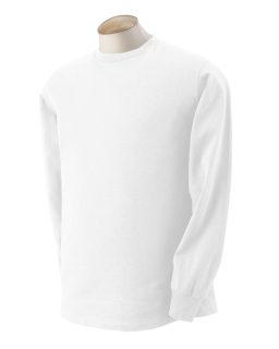 Adult Hd Cotton™ Long-Sleeve T-Shirt-Fruit of the Loom