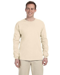 Adult 5 Oz. Hd Cotton� Long-Sleeve T-Shirt-Fruit of the Loom