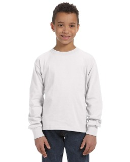 Youth 5 Oz. Hd Cotton� Long-Sleeve T-Shirt-