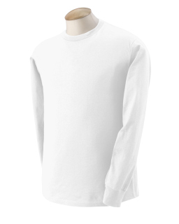 5.6 Oz., 50/50 Best™ Long-Sleeve T-Shirt-Fruit of the Loom