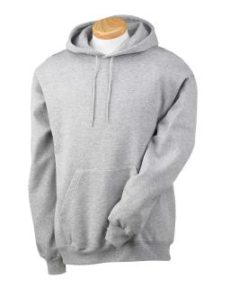 Adult 12 Oz. Supercotton™<long> Pullover Hood