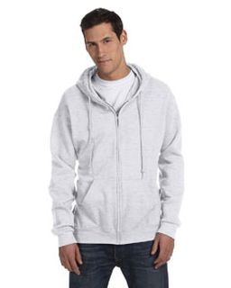 6.3 Oz. Generation 6� 50/50 Full-Zip Hood-Fruit of the Loom