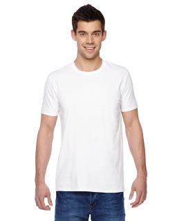 Adult 4.7 Oz. Sofspun® Jersey Crew T-Shirt-Fruit of the Loom