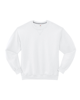 Adult 7.2 Oz. Sofspun® Crewneck Sweatshirt-Fruit of the Loom