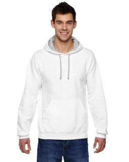 Adult 7.2 Oz. Sofspun® Hooded Sweatshirt-Fruit of the Loom