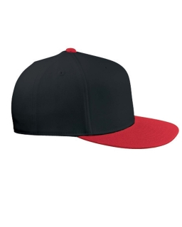 Adult Premium 210 Fitted® Flat Visor Cap