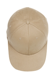 Adult Brushed Twill Cap-