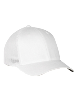 Adult 6-Panel Trucker Cap-Flexfit