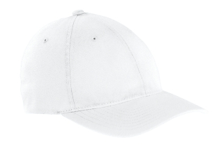 Adult Garment-Washed Cotton Cap-