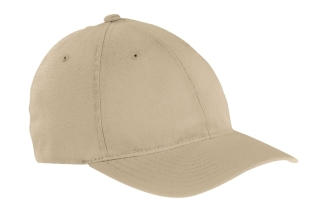 Adult Garment-Washed Cotton Cap-Flexfit