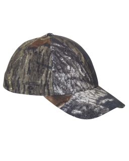 Adult Mossy Oak® Pattern Camouflage Cap-Flexfit
