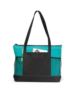 Select Zippered Tote-