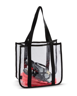 Clear Event Tote-