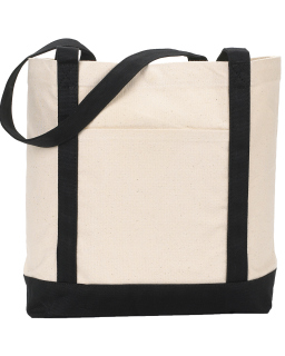 Ensigns Boat Tote Bag-