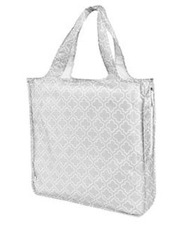 Riley Large Patterned Tote-