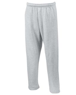 Adult Dryblend® Adult 9 Oz., 50/50 open-Bottom Sweatpants-