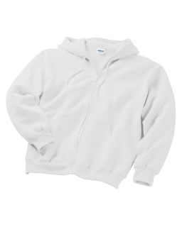 Adult Dryblend® Adult 9 Oz., 50/50 Full-Zip Hood-