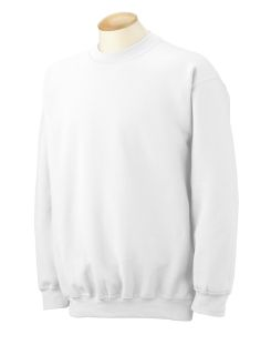 Adult Heavy Blend™ 8 Oz., 50/50 Fleece Crew-