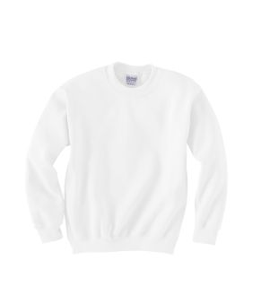Youth Heavy Blend� 8 Oz., 50/50 Fleece Crew-