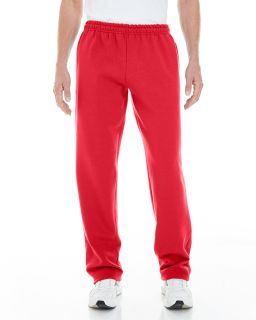 Adult Heavy Blend™ Adult 8 Oz. Open-Bottom Sweatpants With Pockets-