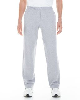 Adult Heavy Blend� Adult 8 Oz. Open-Bottom Sweatpants With Pockets-