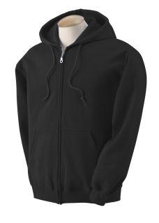 Adult Heavy Blend™ 8 Oz., 50/50 Full-Zip Hood-