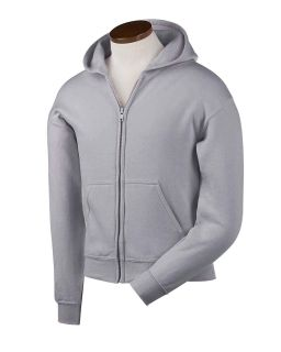 Youth Heavy Blend™ 8 Oz., 50/50 Full-Zip Hood-Gildan