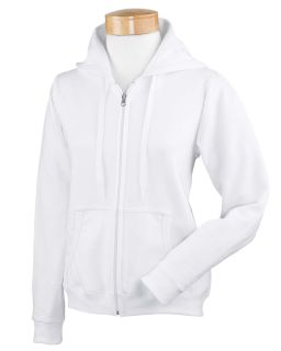 Ladies Heavy Blend™ Ladies 8 Oz., 50/50 Full-Zip Hood
