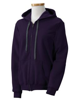 Heavy Blend� Ladies 8 Oz. Vintage Classic Full-Zip Hood-Gildan