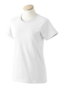 Ladies Ultra Cotton® 6 Oz. T-Shirt-