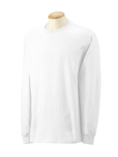 Adult Ultra Cotton® 6 Oz. Long-Sleeve T-Shirt-