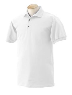 Adult Ultra Cotton® Adult 6 Oz. Jersey Polo-Gildan