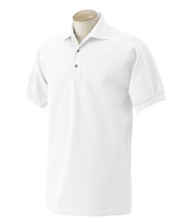 Adult Ultra Cotton® Adult 6.3 Oz. Pique Polo-