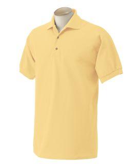 Adult Ultra Cotton® Adult 6.3 Oz. Pique Polo-