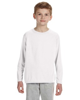 Youth Performance® Youth 5 oz. Long-Sleeve T-Shirt-Gildan