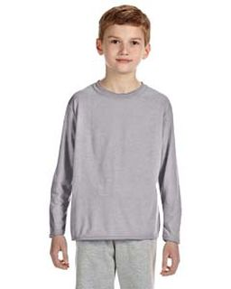 Youth Performance® Youth 5 oz. Long-Sleeve T-Shirt-