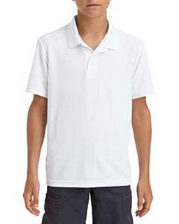 Performance® Youth 5.6 Oz. Double Pique Polo-