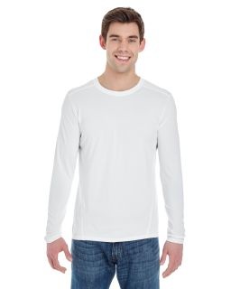 Adult Performance® Adult 4.7 Oz. Long-Sleeve Tech T-Shirt-