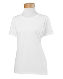 Ladies Heavy Cotton� 5.3 Oz. T-Shirt-