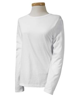 Ladies Heavy Cotton™ Long-Sleeve T-Shirt-