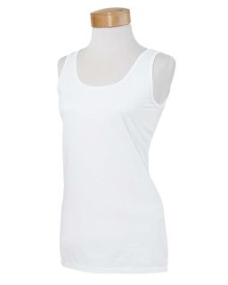 Ladies Softstyle® Fitted Tank-