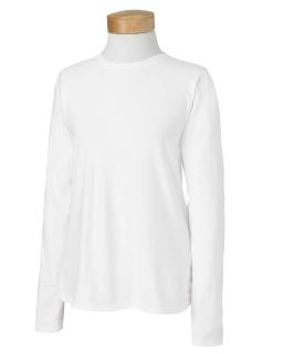 Ladies Softstyle® 4.5 Oz. Long-Sleeve T-Shirt-