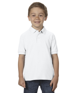 Youth 6 Oz. Double Pique Polo-