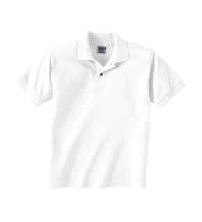 Youth 6 Oz., 50/50 Jersey Polo-