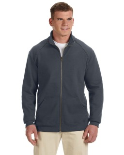 Adult Premium Cotton® Adult 9 Oz. Fleece Full-Zip Jacket-Gildan