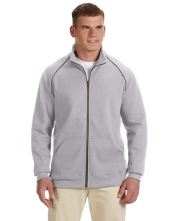 Adult Premium Cotton® Adult 9 Oz. Fleece Full-Zip Jacket-