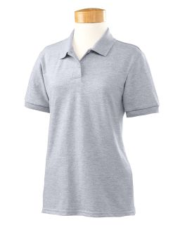 Ladies 6.8 Oz. Pique Polo-Gildan