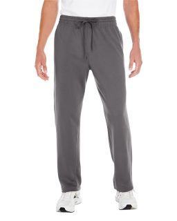 Adult Performance® 7 Oz. Tech Open-Bottom Sweatpants With pockets-Gildan