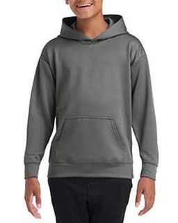 Performance® Youth 7 Oz., Tech Hooded Sweatshirt-
