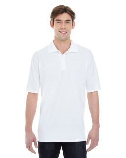 Mens 6.5 Oz. X-Temp® Pique Short-Sleeve Polo With Fresh Iq-Hanes